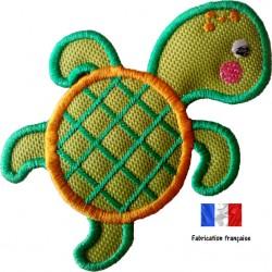 Appliqué tortue