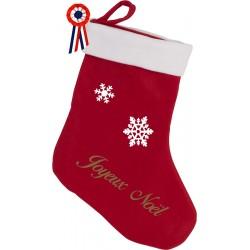 """Botte de Noël """" Joyeux Noël """""""