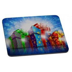 """Tapis de souris """" Les Cadeaux Noël """""""