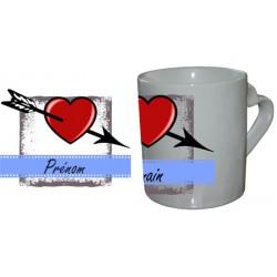 Mug Love Coeur Flêche Lui