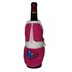 Tablier Bouteille de vin