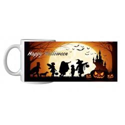 Mug Halloween enfants chateau
