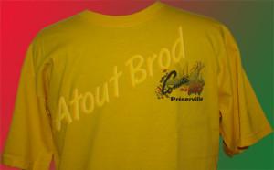 comite preserville t shirt